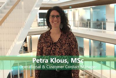 Petra Klous_Operational & Customer Contact Manager_Cergentis